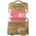 Para Kito BRACELET ANTI-MOUSTIQUE NATUREL ENFANT- Princesse + 2 recharges