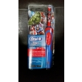 Oral-B BROSSE A DENT ENFANTS STAGES POWER AVANGERS