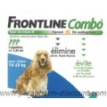 Biocanina FRONTLINE - Spot on Chien M - 3 pipettes