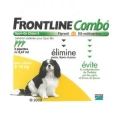 Biocanina FRONTLINE Combo - Spot-on chien S - 4 pipettes -