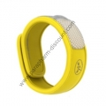Para Kito BRACELET ANTI-MOUSTIQUE NATUREL - JAUNE