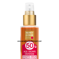 Mary Cohr - HUILE SECHE SOLAIRE ANTI-AGE CORPS -Spray 150ml