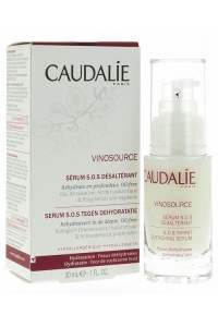 Caudalie - VINOSOURCE - SERUM SOS DESALTERANT