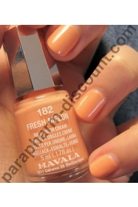 Mavala - VERNIS FRESH MELON - 182 - 5 ml.