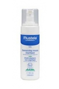 Mustela - SHAMPOING MOUSSE NOURRISSON 150 ml